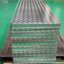Tread Aluminum Plates (5 bars) 5754 H114 price er kg in india